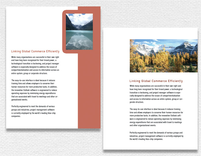 Corporate Clean Brochure