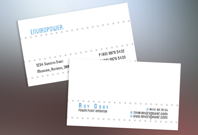 Design Cards Professional Business