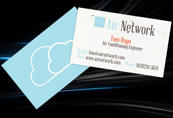 Standard business card design engineering business cards design standard business card design colourmoves