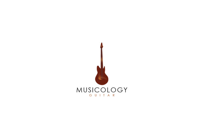 Guitar Logo Design