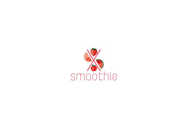 fruit smoothie logo fresh fruit logo fruit juice logo kids