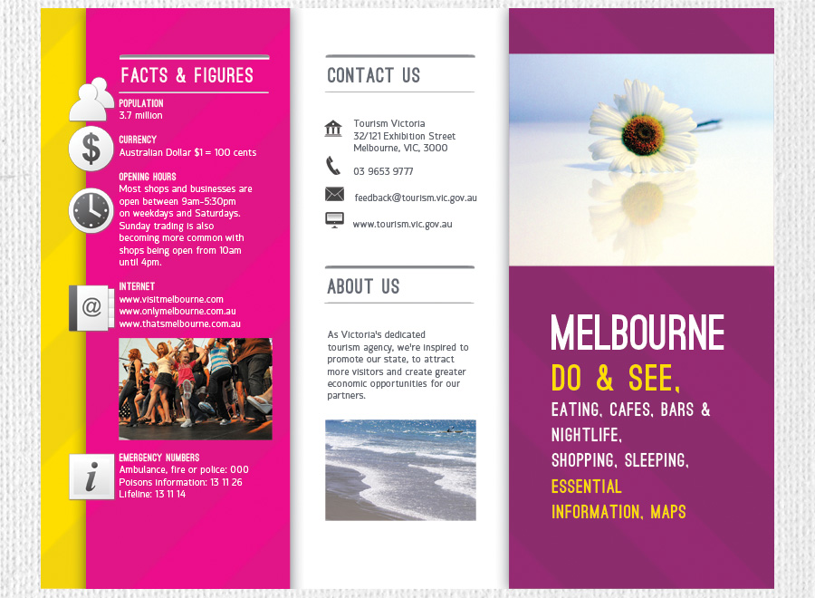 Holiday Brochure Design Travel Trifold Brochure Travel Agent Brochure ...